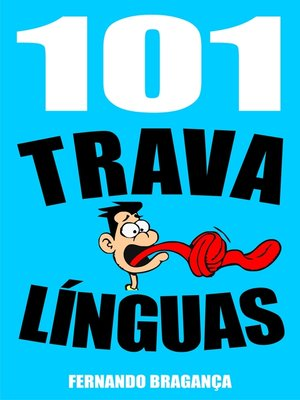 cover image of 101 Trava línguas